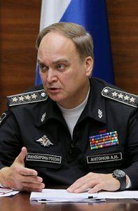 Antonov Appointed Russian Ambassador To US