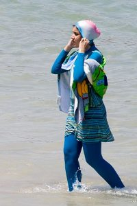 Czech President Defends Burkini Ban