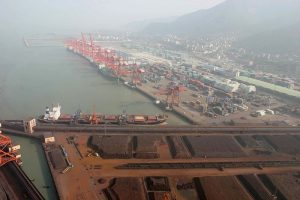 China provides access to ocean port for Kazakhstan