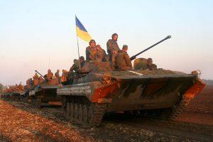 Pentagon Asks White House To Arm Ukraine