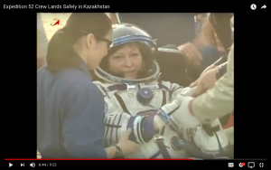 Video:  In The Middle Of Russia Tensions, Joint ISS Crew Lands In Kazakhstan