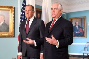 US Says It Also Wants Better Relations With Moscow