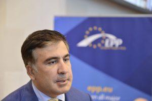 Saakashvili Comes Home