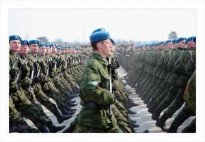 Prestige For Serving In Russian Military Much Higher Over Last Five Years