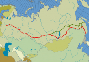 Russia Offers Bridge To Connect Tokyo To Trans-Siberian Railway