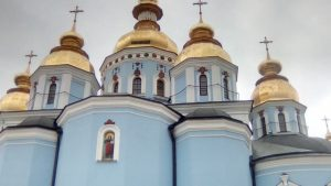 A Visit To Old Kyiv's Cathedrals, A Most Pleasant Day