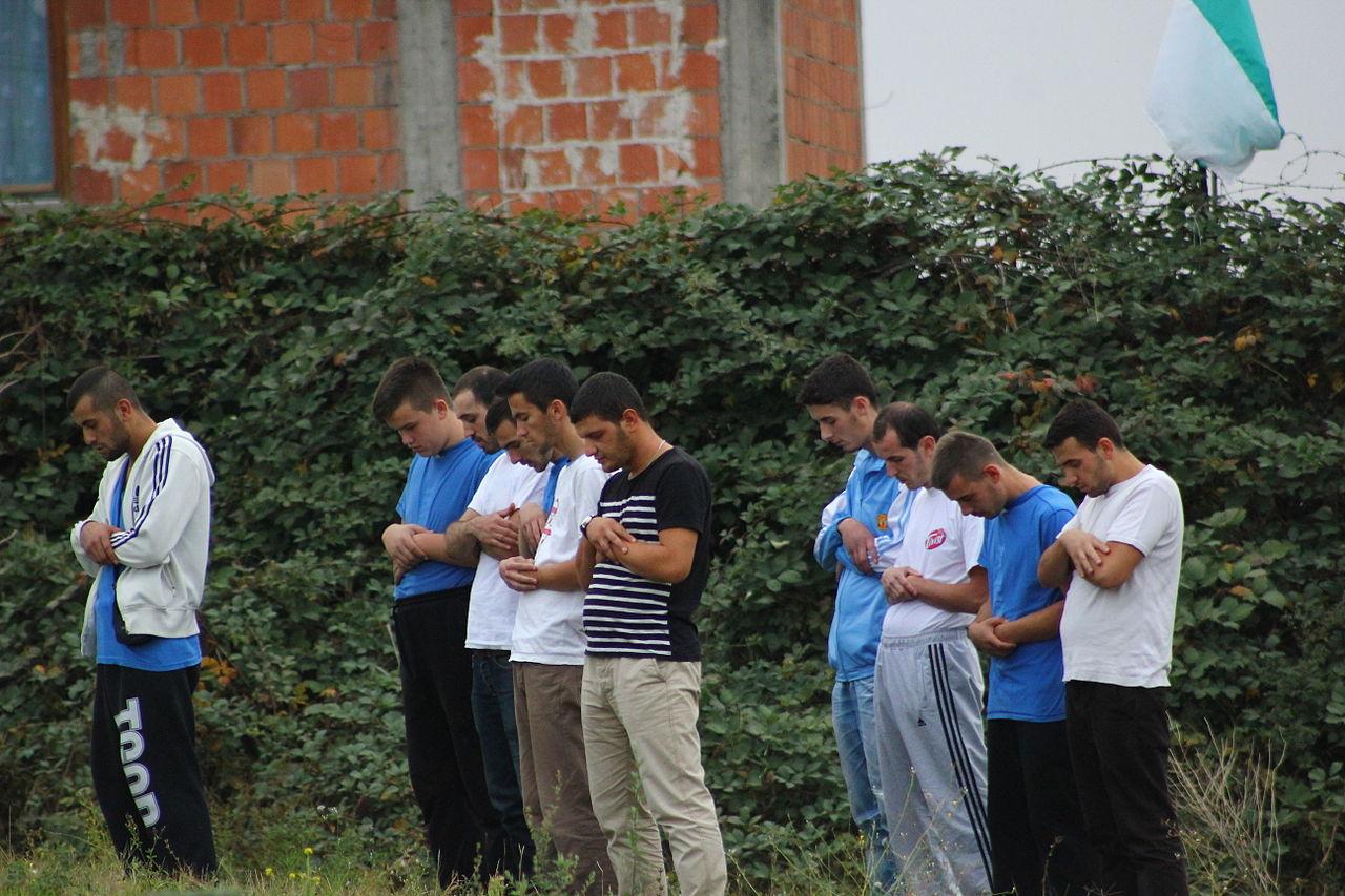 Balkan Islamic State Problem Growing