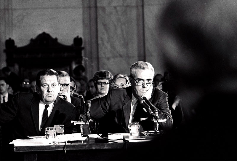 Dick Morris: THE CONGRESSIONAL HEARING THAT WASN'T