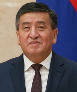 Jeenbekov Wins Kyrgyz Presidential Election