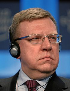 Former Finance Minister Kudrin Faults Putin For Lack Of Economic Growth