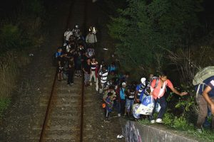 Migrants In Romania Trying To Break Into Hungary And Schengen Heaven