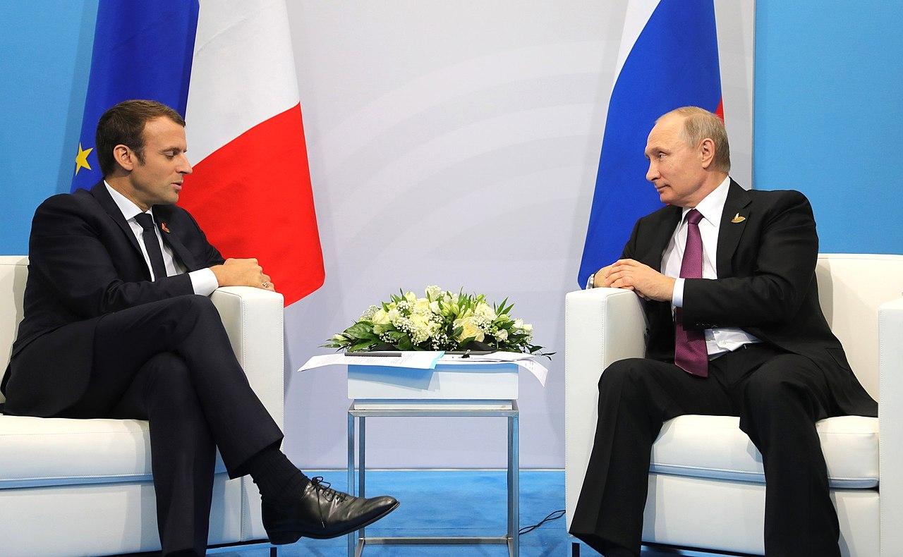 Poland Calls Macron A 'Celebrity Politician'