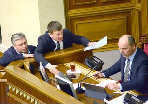 Ukrainian Parliament Approves Minsk Legislation, Angers Moscow