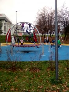 Moscow Parks Focus On The Family