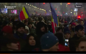 Romanians Protest Against Judiciary Overhaul Plan
