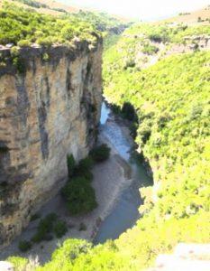 Osumi Canyons In Albania – A Natural Wonder