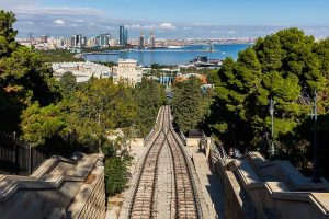 Baku-Tbilisi-Kars (BTK) rail line