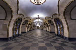 Photos:  The Amazing Moscow Metro