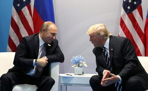 Trump And Putin To Meet In Asia
