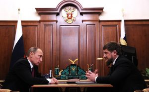 Putin Says Kadyrov Can't Leave