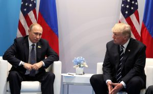 Trump Says No To 2nd Official Putin Meeting
