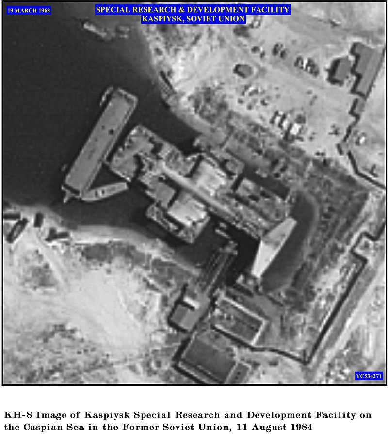 Russia To Upgrade Caspian Naval Base, New Location