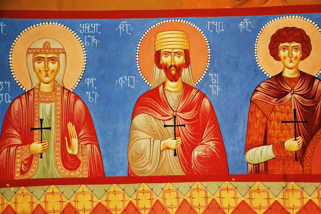 """Georgian And Russian Orthodox Church Vow To Jointly Resolve """"Abkhazian Schism"""""""