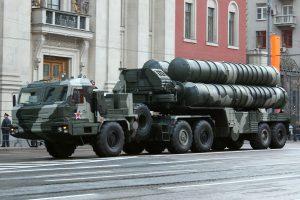 Saudis Move Closer To Russia Militarily