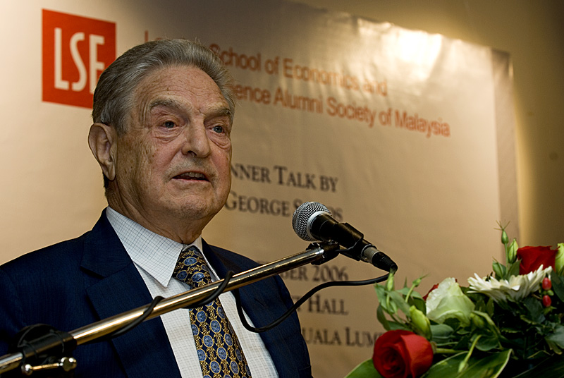 George Soros decries Hungary's Orban for anti-Semitic attacks 'reminiscent of the 1930s'