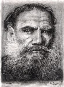 A Quote From Tolstoy That Is Relevant To Today