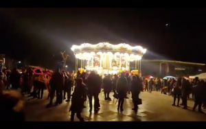 Video: Merry Christmas From Tirana!