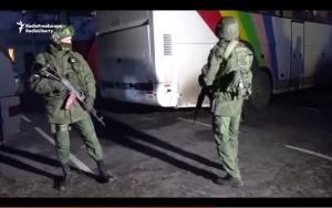 Video: Prisoner Of War Exchange In East Ukraine