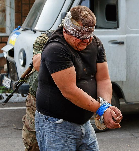 Prisoner Swap In East Ukraine On Wednesday