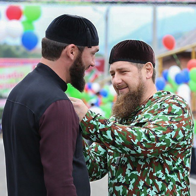U.S.  sanctions Chechen president Kadyrov under Magnitsky Act