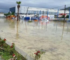 Albania Under Water 24 Hour Chaos On The Roads