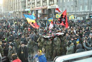 Saakashvili Calls For New Maidan Protest