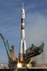 Russian space program close to collapse