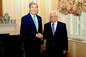 Report: Kerry/Obama Shadow Government Betrays American Government To Palestinians