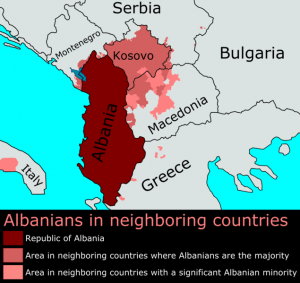 Macedonia To Approve Albanian As Official Language