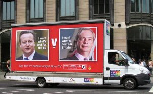 Farage Says Visegrad Group Will Bring Down European Union