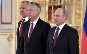 US Ambassador John Huntsman:  We Can and Must Improve Ties With Russia (Op-ed)