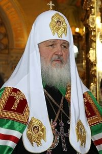 Moscow Patriarch Kirill Urges Orthodox Russian To Vote In Presidential Election