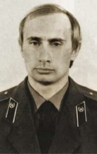 Putin Says KGB Past Prepared Him For Presidency