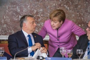 Orban Speaks Truth To Power In Germany