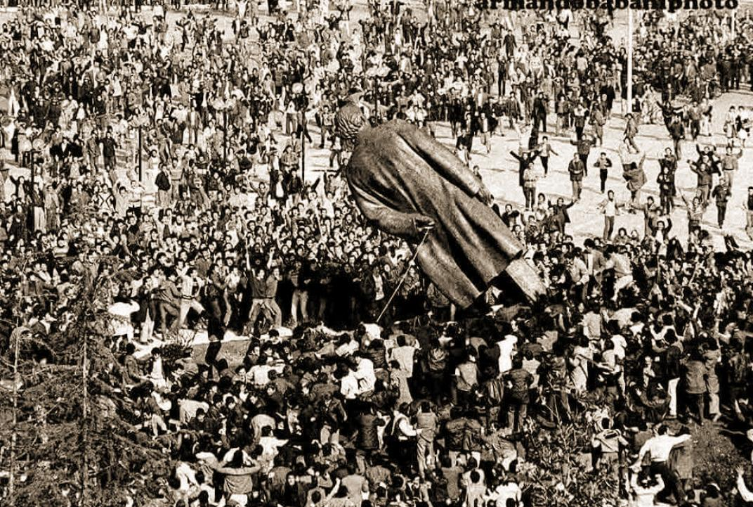 Reflections On The 27th Anniversary Of Communist Overthrow In Albania