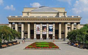 Novosibirsk Opera and Ballet Theatre.