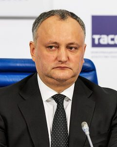 Dodon Warns Of Moldovan Civil War