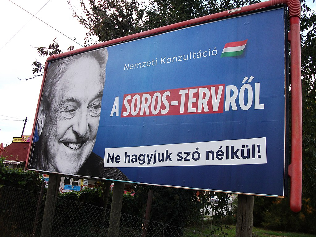 So why are the Hungarians drafting a Stop Soros law?