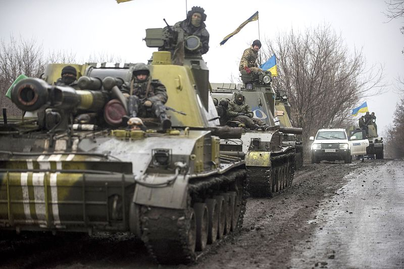 Poroshenko Wants 20,000 Non-Nato Peacekeepers In Donbass