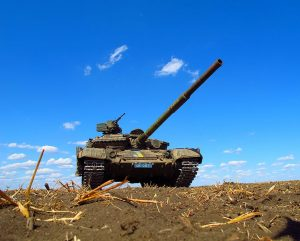 Ukraine's Military is Back